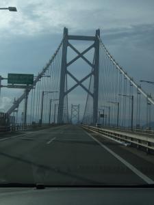 岡山県倉敷市-瀬戸大橋